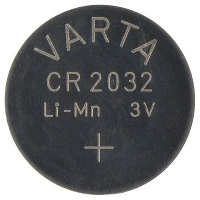Varta CR2032, lithiová