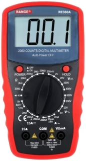 Multimetr RE360A