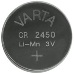 Varta CR2450, lithiová