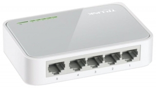 TP-LINK TL-SF1005D 5-portový switch