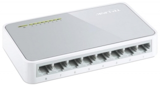 TP-LINK TL-SF1008D 8-portový switch